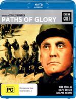 PATHS OF GLORY (1957) BLURAY