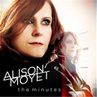ALISON MOYET - THE MINUTES CD