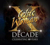 CELTIC WOMAN - DECADE - CELTIC WOMAN CD
