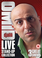 OMID DJALILI - COLLECTION (UK) BLU-RAY