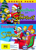 THE SIMPSONS: CHRISTMAS WITH THE SIMPSONS / CHRISTMAS WITH THE SIMPSONS 2 (2005)