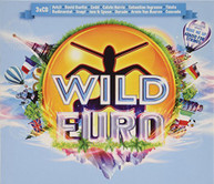 VARIOUS ARTISTS - WILD EURO CD