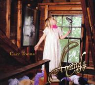 AMANDA CARR - CARR TOONS CD