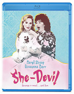 SHE -DEVIL BLU-RAY