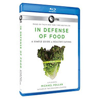 IN DEFENSE OF FOOD BLU-RAY