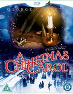 A CHRISTMAS CAROL (UK) - BLU-RAY