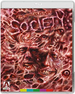 SOCIETY (2PC) (+DVD) BLU-RAY