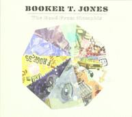BOOKER T JONES - ROAD FROM MEMPHIS CD
