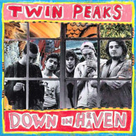 TWIN PEAKS - DOWN IN HEAVEN CD