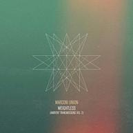 MARCONI UNION - WEIGHTLESS CD