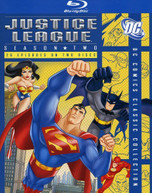 JUSTICE LEAGUE OF AMERICA: SEASON 2 (2PC) BLU-RAY