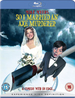 SO I MARRIED AN AXE MURDERER (UK) BLU-RAY