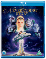 THE NEVERENDING STORY - 30TH ANNIVERSARY (UK) BLU-RAY