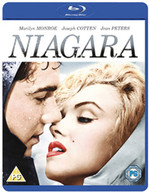 NIAGRA (UK) BLU-RAY