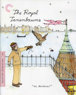 CRITERION COLLECTION: THE ROYAL TENENBAUMS (WS) BLU-RAY