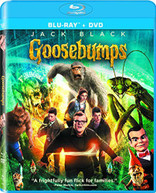 GOOSEBUMPS (2PC) (+DVD) (2 PACK) (WS) BLURAY