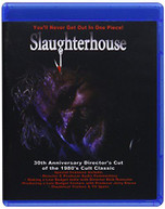 SLAUGHTERHOUSE: 30TH ANNIVERSARY DIRECTOR'S CUT BLU-RAY