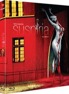 SUSPIRIA (IMPORT) BLU-RAY