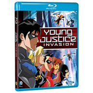 YOUNG JUSTICE: INVASION (2PC) BLU-RAY