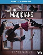 MAGICIANS: SEASON ONE (3PC) (3 PACK) BLU-RAY