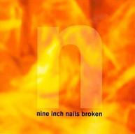 NINE INCH NAILS - BROKEN CD