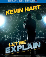 KEVIN (2PC) (W) (HART) (/) (DVD) - LET ME EXPLAIN (2PC) (+DVD) BLU-RAY