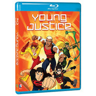 YOUNG JUSTICE: COMPLETE FIRST SEASON (2PC) BLU-RAY