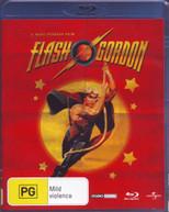 FLASH GORDON (1980) (1980) BLURAY