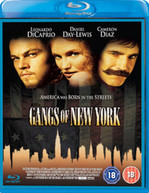 GANGS OF NEW YORK (UK) BLU-RAY