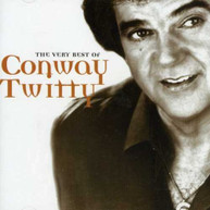 CONWAY TWITTY - VERY BEST OF CD