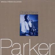 CHARLIE PARKER - CHARLIE PARKER CD