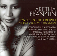 ARETHA FRANKLIN - JEWELS IN THE CROWN: ALL-STAR DUETS WITH THE QUEEN CD