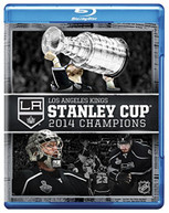 2014 STANLEY CUP CHAMPIONS (WS) BLU-RAY