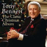 TONY BENNETT - CLASSIC CHRISTMAS ALBUM CD
