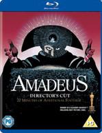AMADEUS - DIRECTORS CUT (UK) BLU-RAY