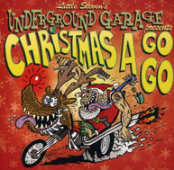 CHRISTMAS A GO -GO VARIOUS CD