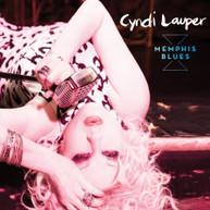 CYNDI LAUPER - MEMPHIS BLUES CD
