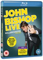 JOHN BISHOP LIVE - ROLLERCOASTER TOUR (UK) BLU-RAY