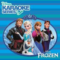 DISNEY'S KARAOKE SERIES: FROZEN CD