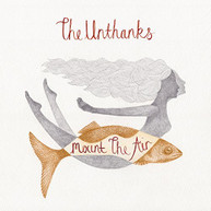 UNTHANKS - MOUNT THE AIR CD
