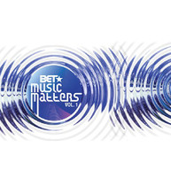 BET PRESENTS MUSIC MATTERS 1 VARIOUS CD