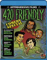 420 FRIENDLY COMEDY SPECIAL BLU-RAY