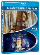 WHERE THE WILD THINGS ARE NEVERENDING STORY BLU-RAY