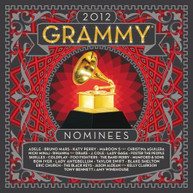 2012 GRAMMY NOMINEES VARIOUS CD