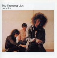 FLAMING LIPS - HEAR IT IS CD