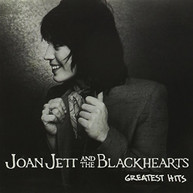 JOAN JETT & THE BLACKHEARTS - GREATEST HITS CD