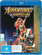 ADVENTURES IN BABYSITTING (1987) BLURAY