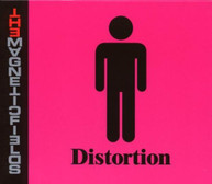 MAGNETIC FIELDS - DISTORTION CD