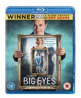 BIG EYES (UK) BLU-RAY