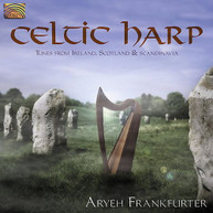 ARYEH FRANKFURTER - CELTIC HARP: TUNES FROM IRELAND SCOTLAND & SCANDIN CD